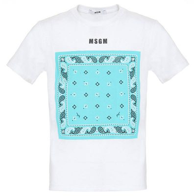 T-shirt msgm bambina