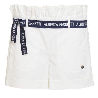 Shorts Alberta Ferretti junior