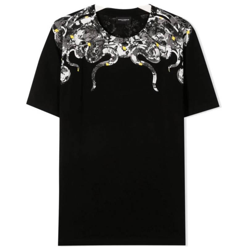 T-shirt serpenti marcelo burlon kids