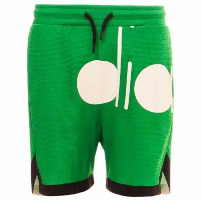 Bermuda verde diadora bambino