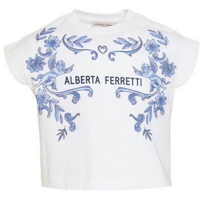 T-shirt Alberta Ferretti bambina