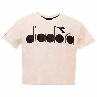 T-shirt corta diadora bambina