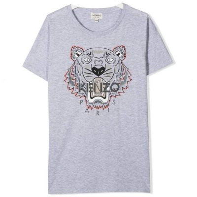T-shirt tigre kenzo bambino