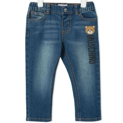 Jeans moschino baby