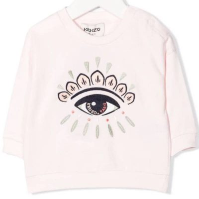 Felpa occhio kenzo neonata