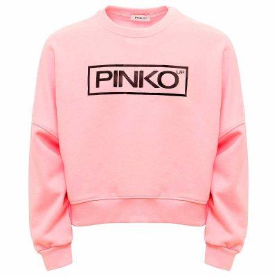Felpa rosa pinko bambina