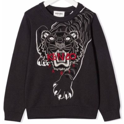 Maglione tigre kenzo bambino
