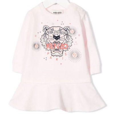 Vestito tigre kenzo neonata